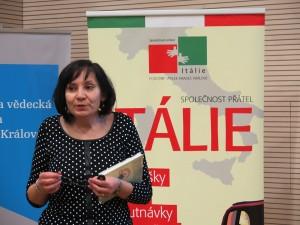 Přednáška Nelly Mlsové – Deník cesty Simonetty Buonaccini