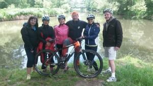 IV. etapa cyklovýletu s Martinem